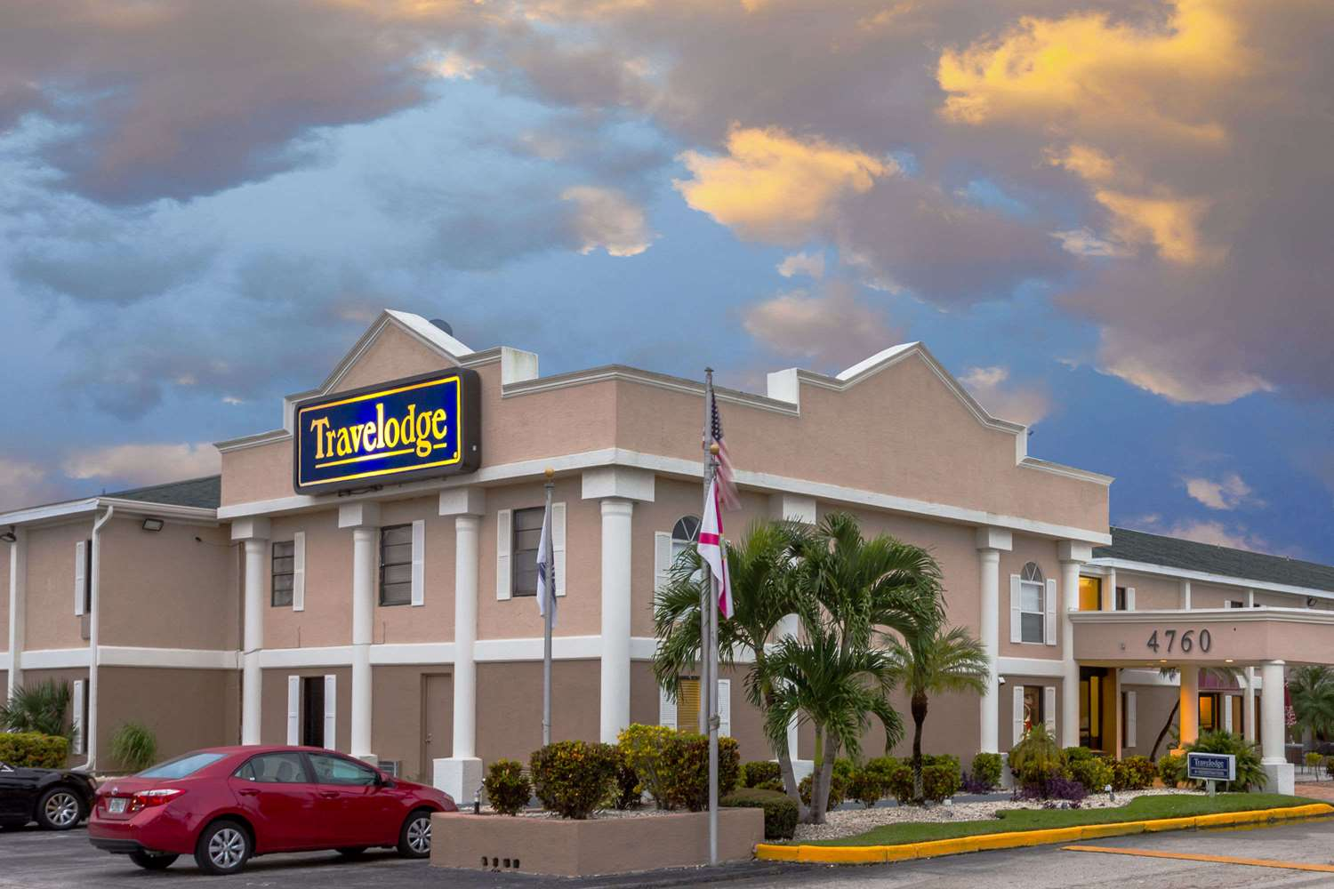 Exterior view - Travelodge Fort Myers