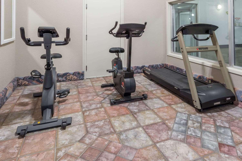 Fitness/ Exercise Room - Super 8 Hotel Medicine Hat