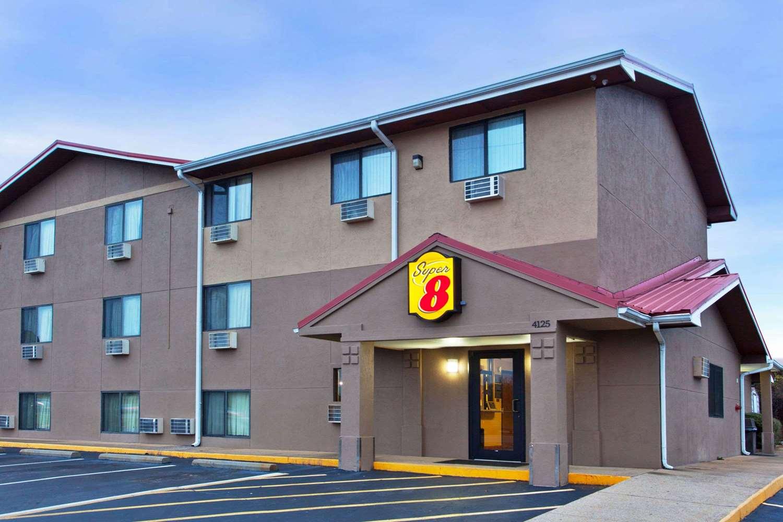 Exterior view - Super 8 Hotel Tuscaloosa