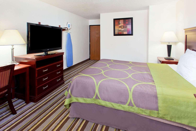 Room - Super 8 Hotel Tuscaloosa