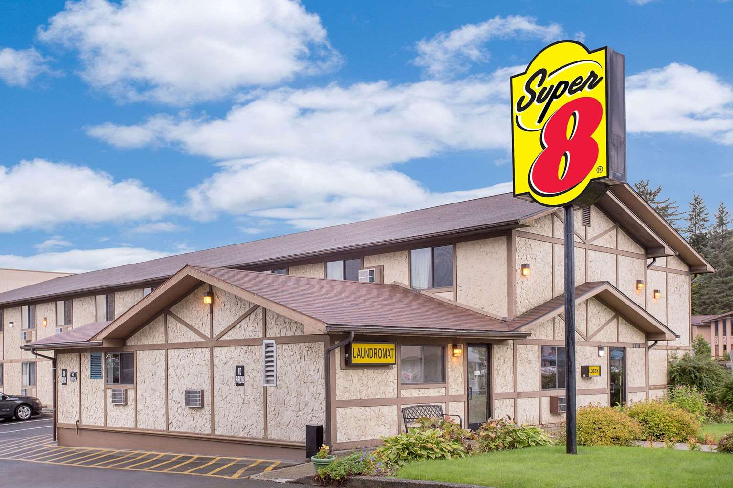 Exterior view - Super 8 Hotel Sitka