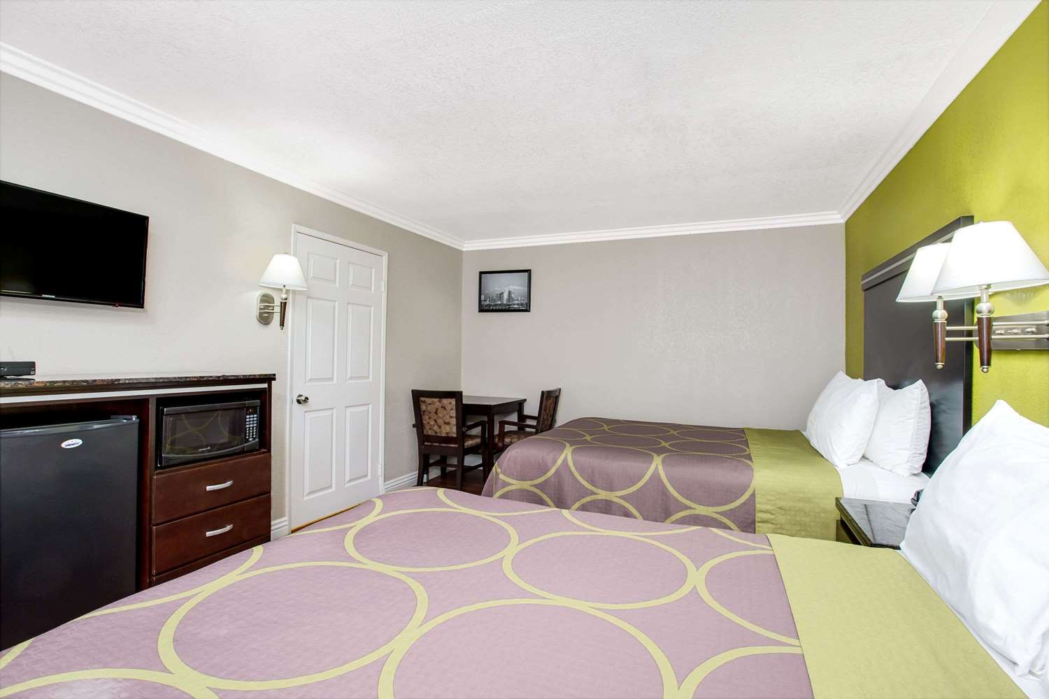 Room - Super 8 Hotel LAX Airport Inglewood