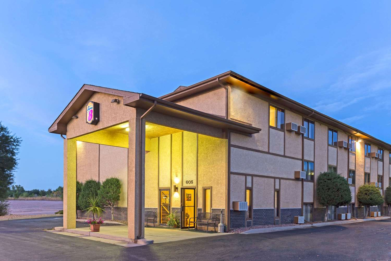 Exterior view - Super 8 Hotel Peterson AFB Colorado Springs
