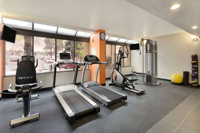 Fitness/ Exercise Room - Super 8 Hotel Westminster