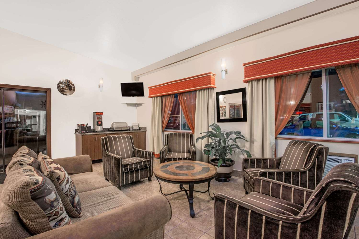 Lobby - Super 8 Hotel Alamosa