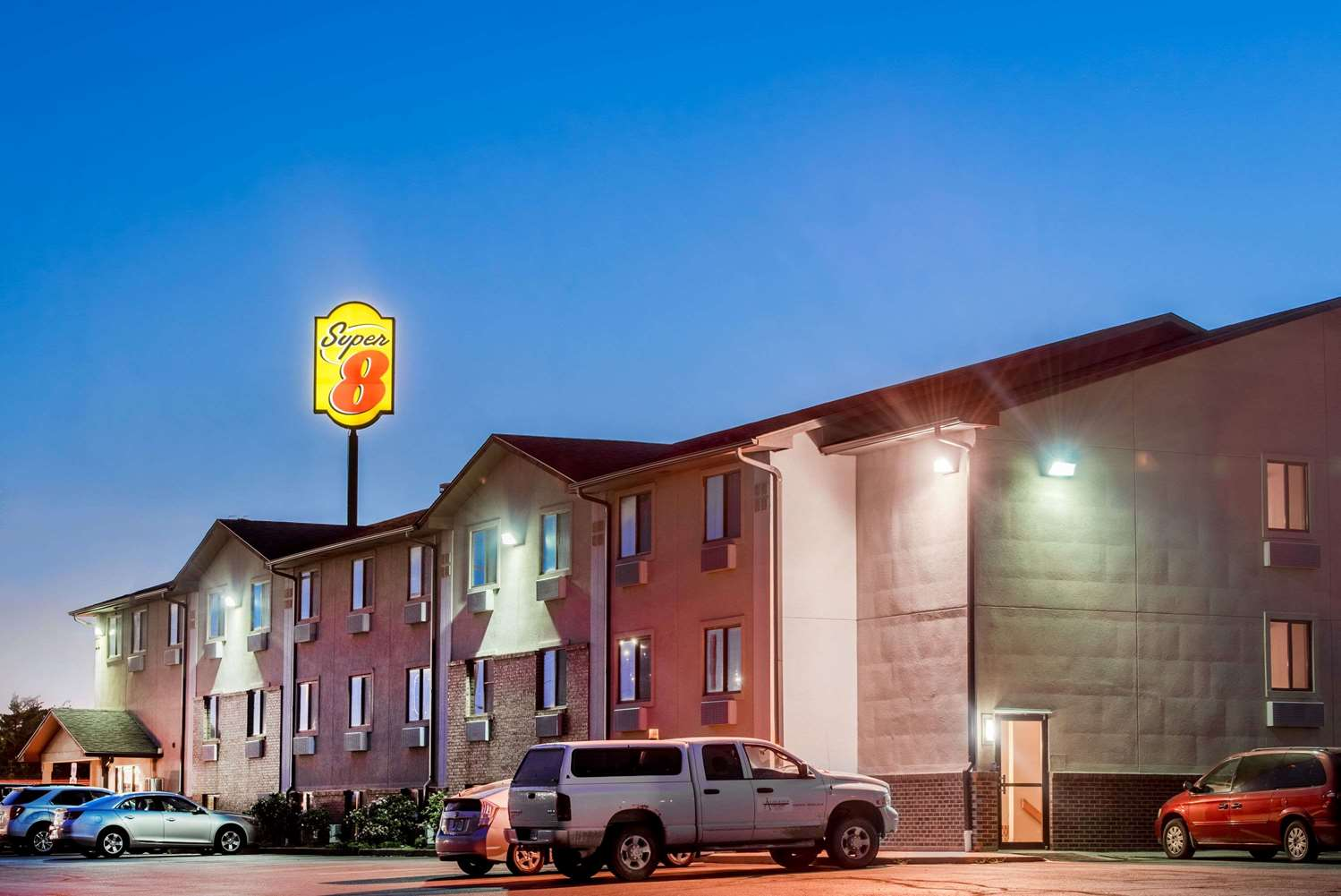 Exterior view - Super 8 Hotel Abilene