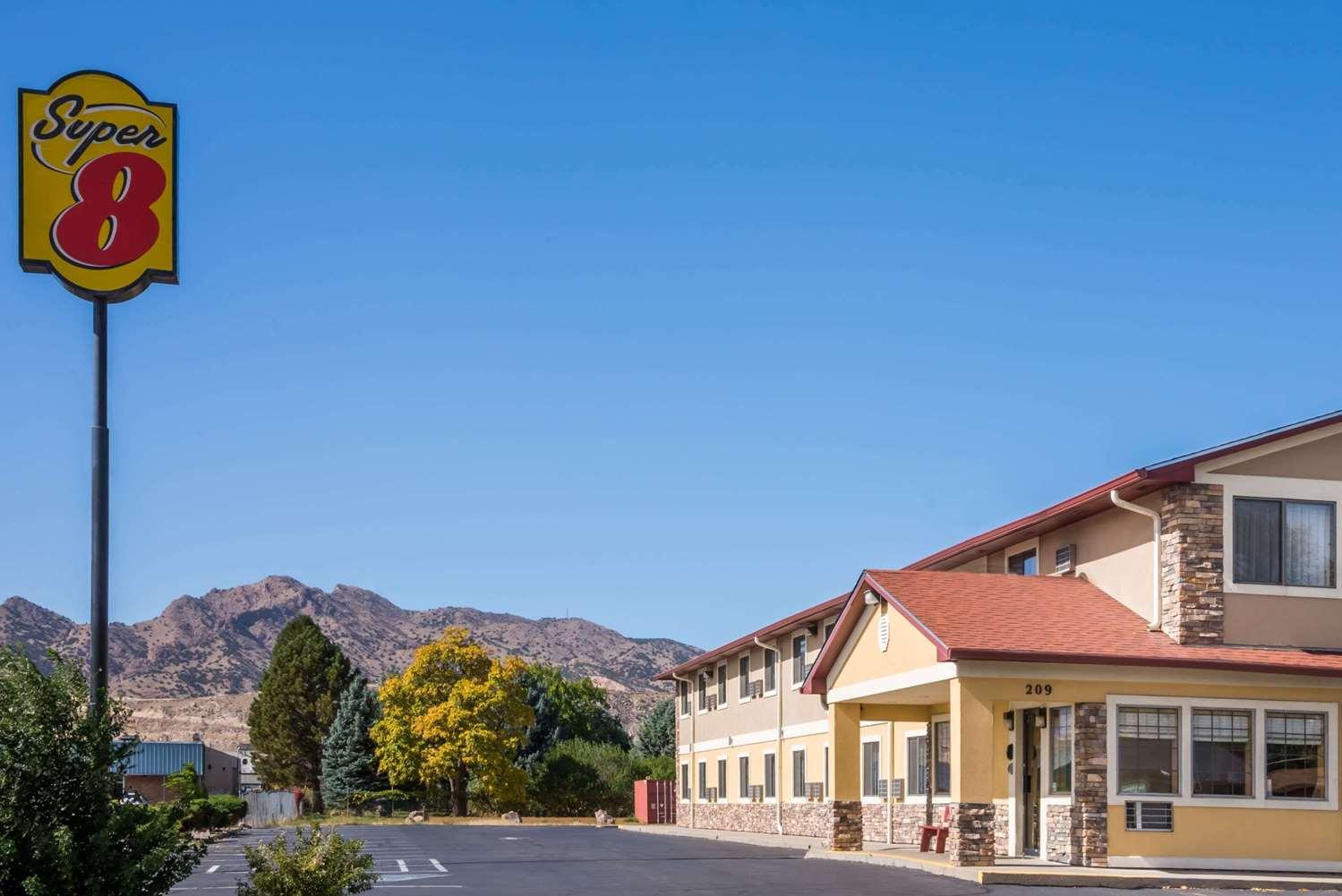 Exterior view - Super 8 Hotel Canon City