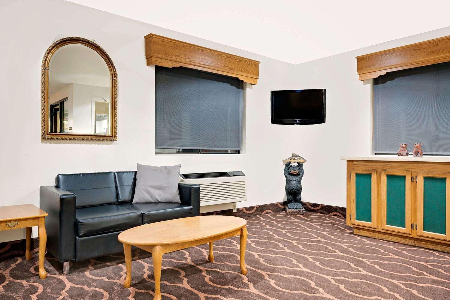 Lobby - Super 8 Hotel Ashland