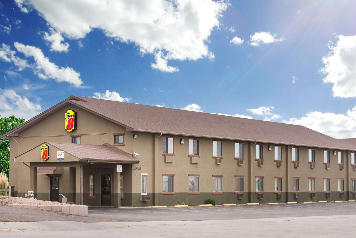 Exterior view - Super 8 Hotel Colby