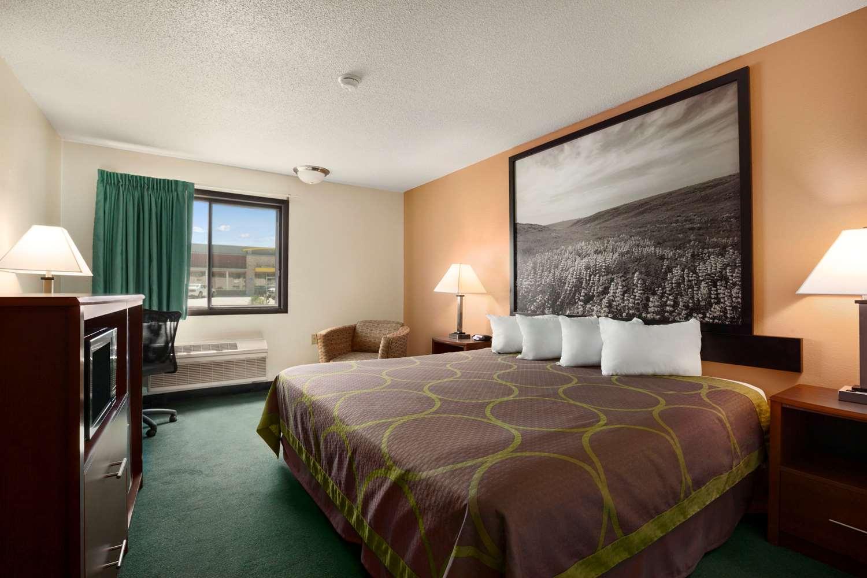 Room - Super 8 Hotel Concordia