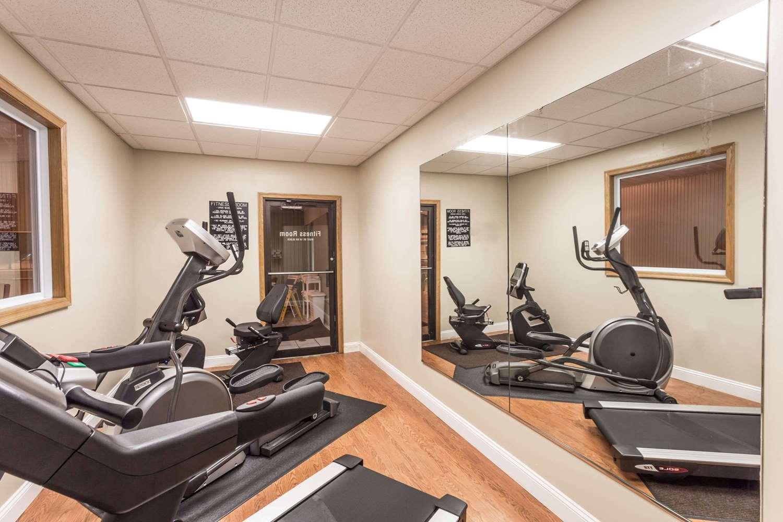 Fitness/ Exercise Room - Super 8 Hotel Gallipolis
