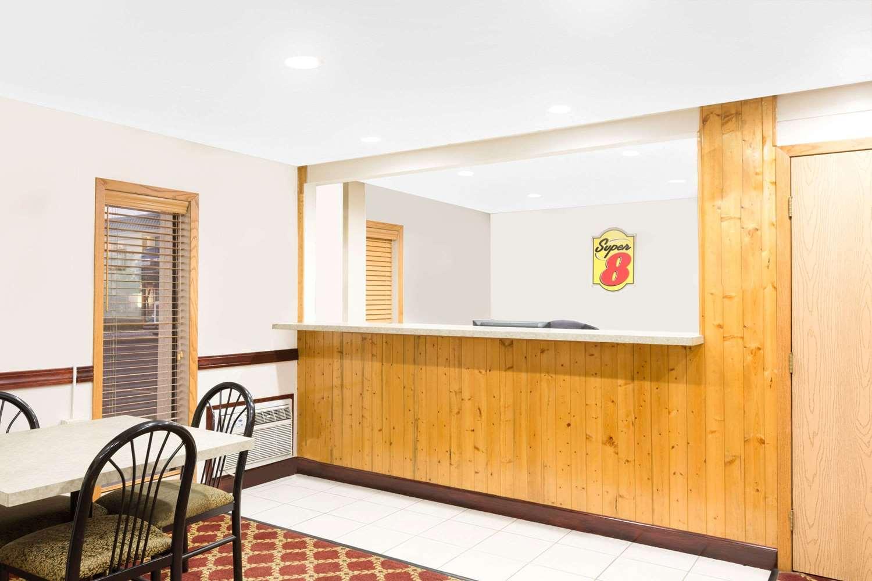 Lobby - Super 8 Hotel Ames