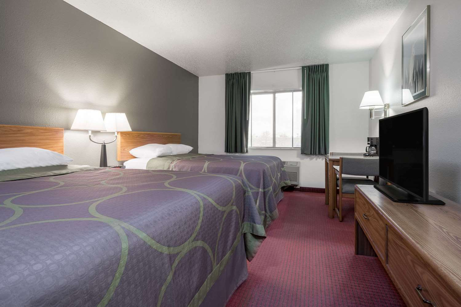Room - Super 8 Hotel Fond du Lac