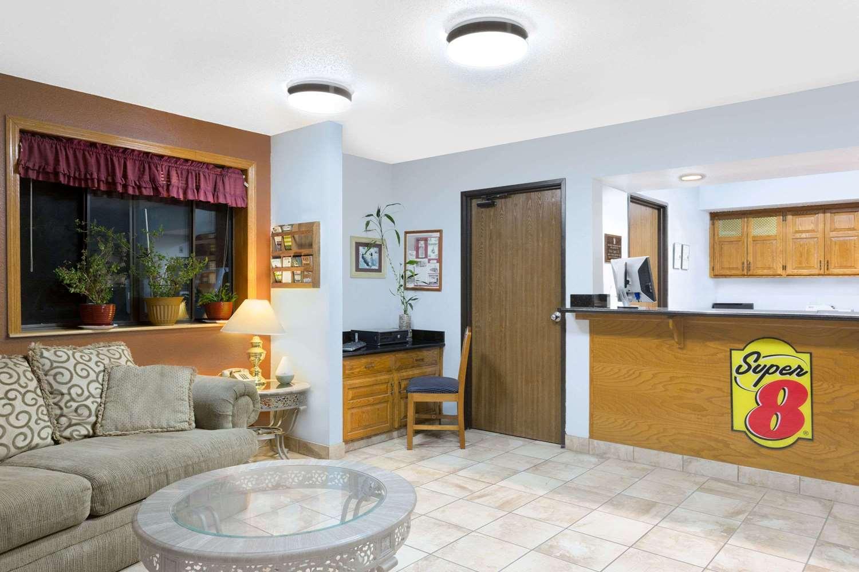 Lobby - Super 8 Hotel Boone