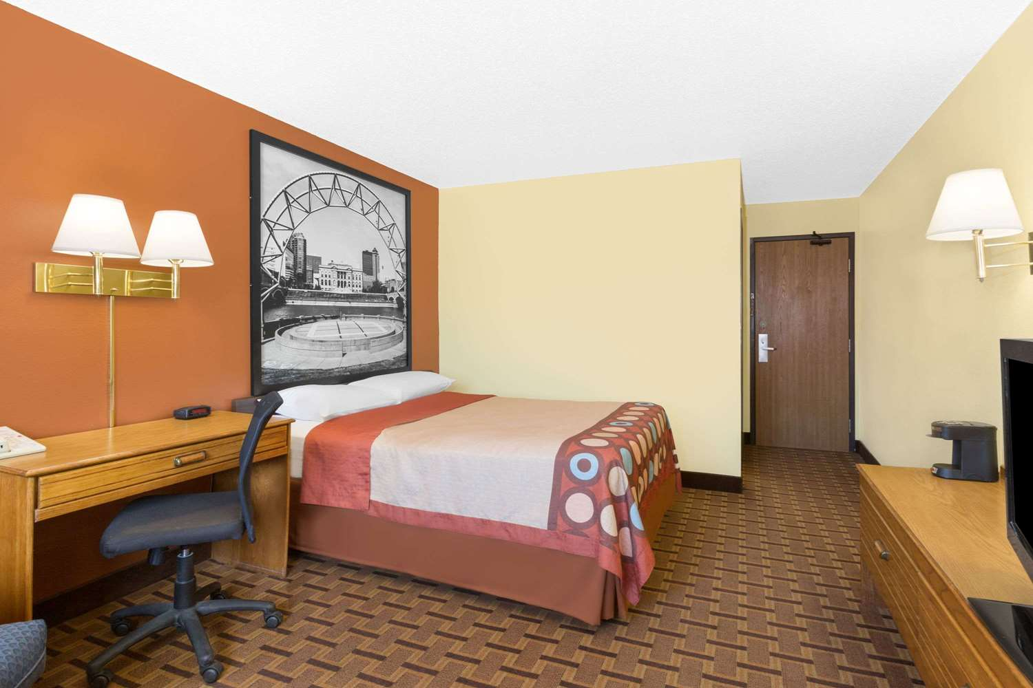Room - Super 8 Hotel Boone