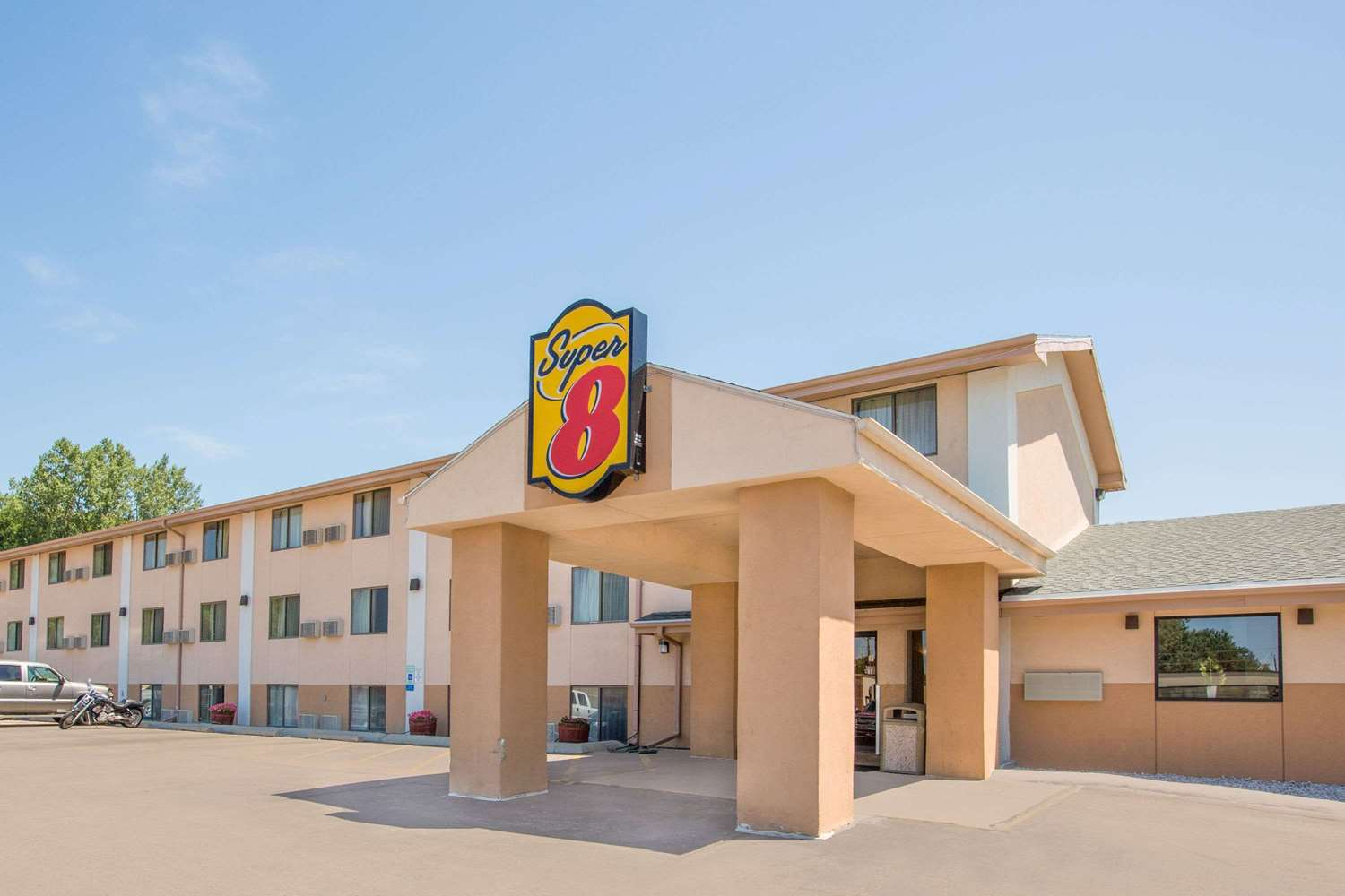 Exterior view - Super 8 Hotel Sioux City