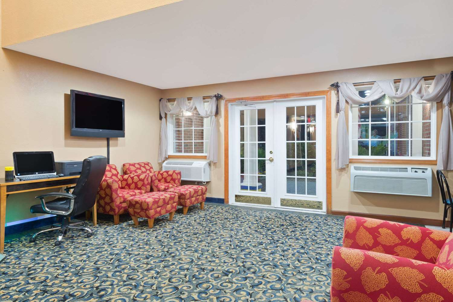 Lobby - Days Inn Brunswick