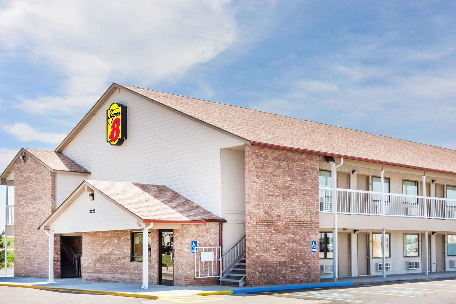Exterior view - Super 8 Hotel Goodland