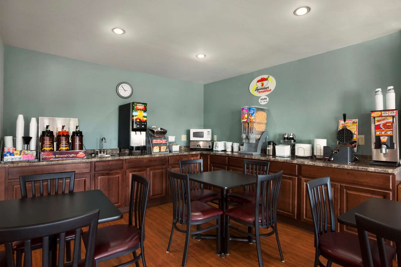 Restaurant - Super 8 Hotel Council Bluffs