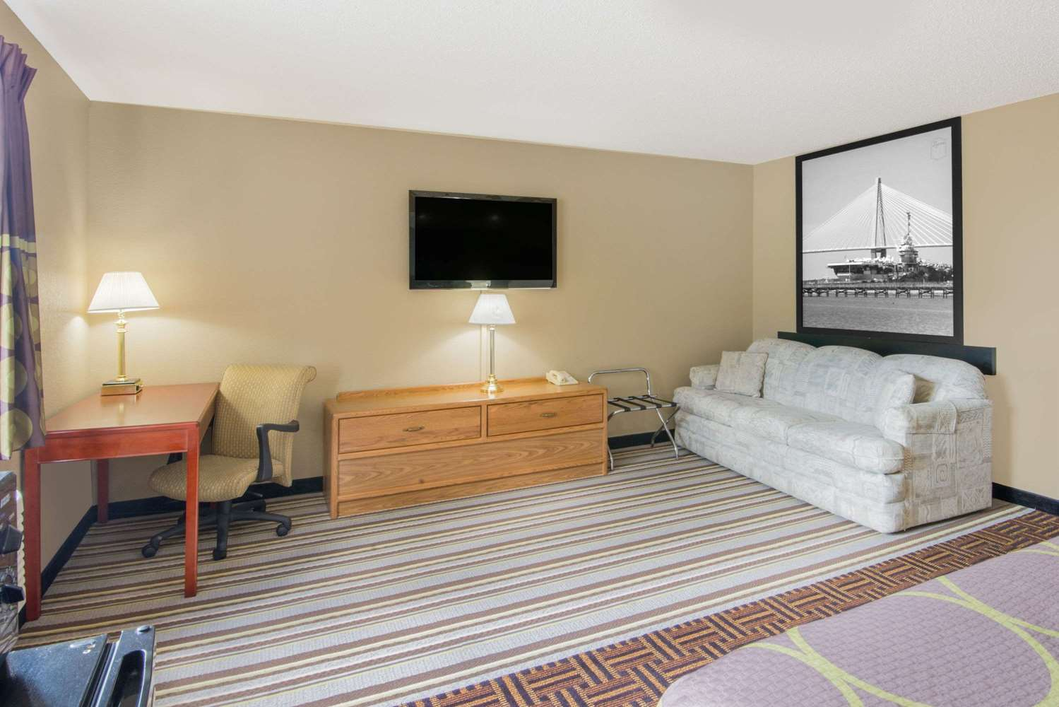 Suite - Super 8 Hotel Knoxville