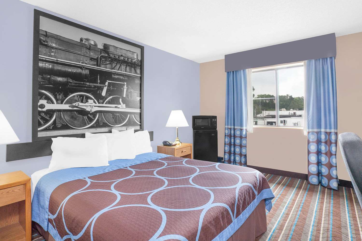 Room - Super 8 Hotel Havre de Grace