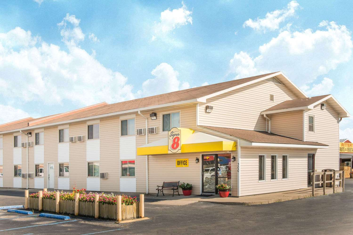 Exterior View Super 8 Hotel Moberly