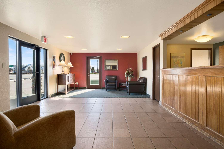 Lobby - Super 8 Hotel Coeur d'Alene