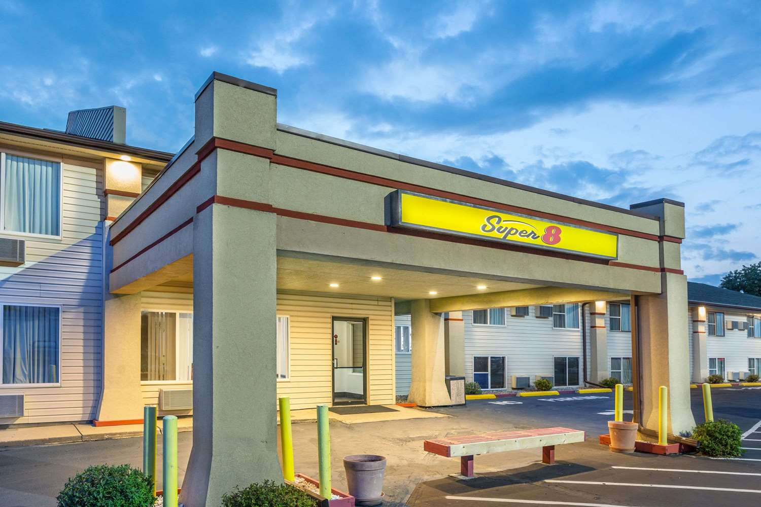 Exterior view - Super 8 Hotel North Sioux City