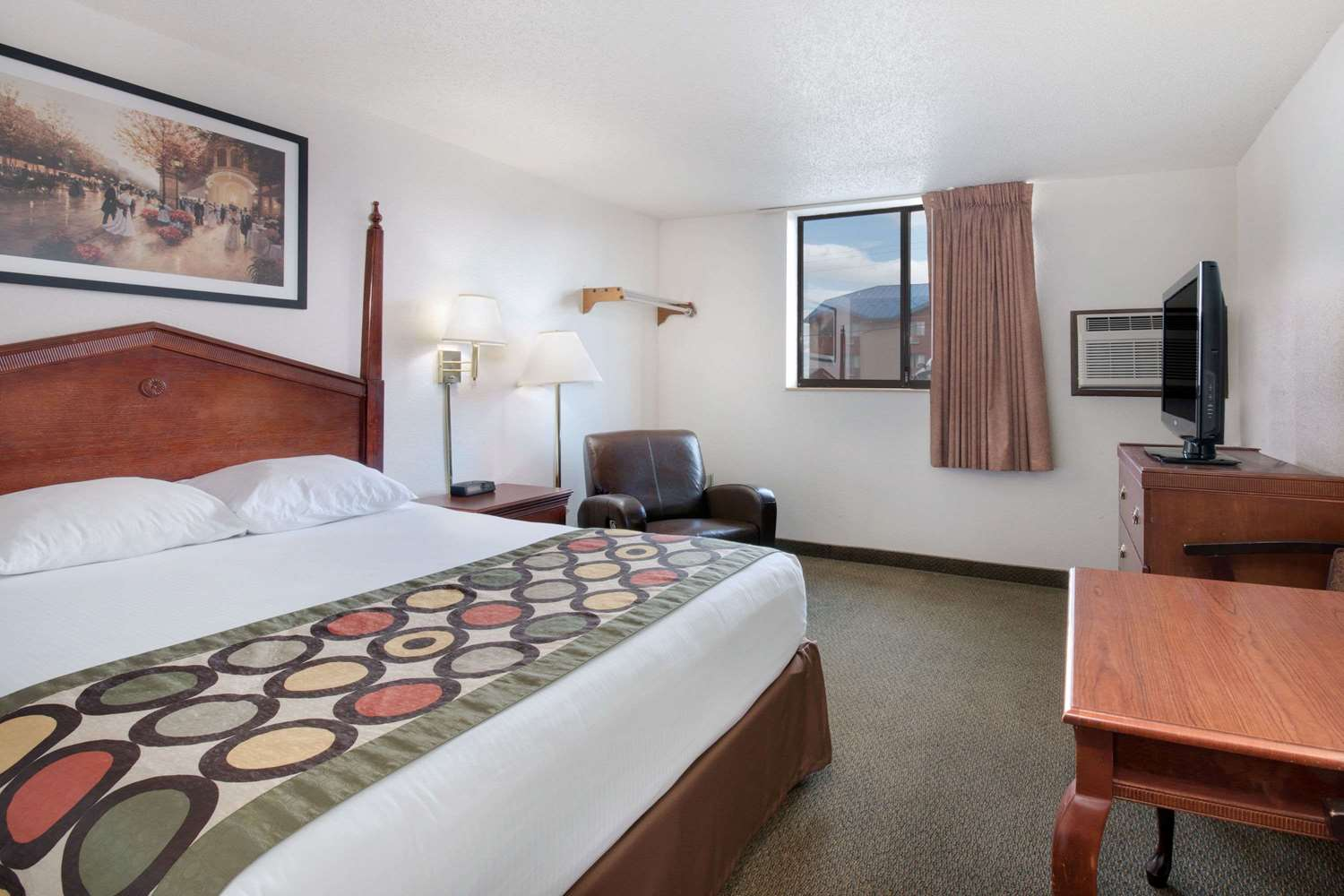 Room - Super 8 Hotel Lacrosse Street Rapid City