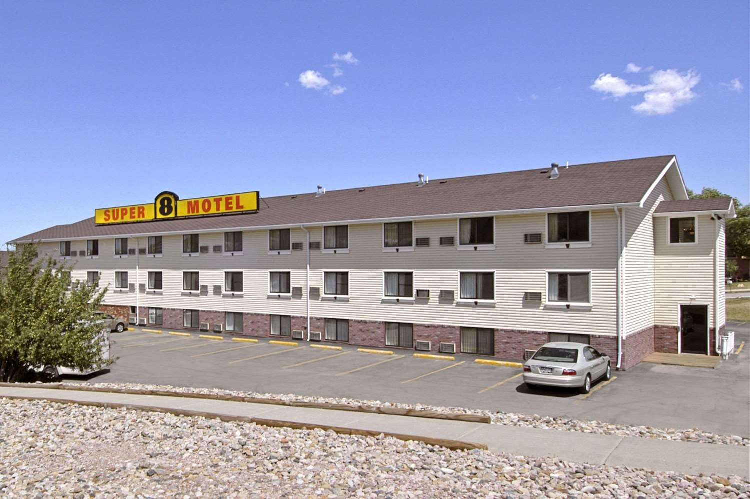 Exterior view - Super 8 Hotel Rushmore Road Rapid City