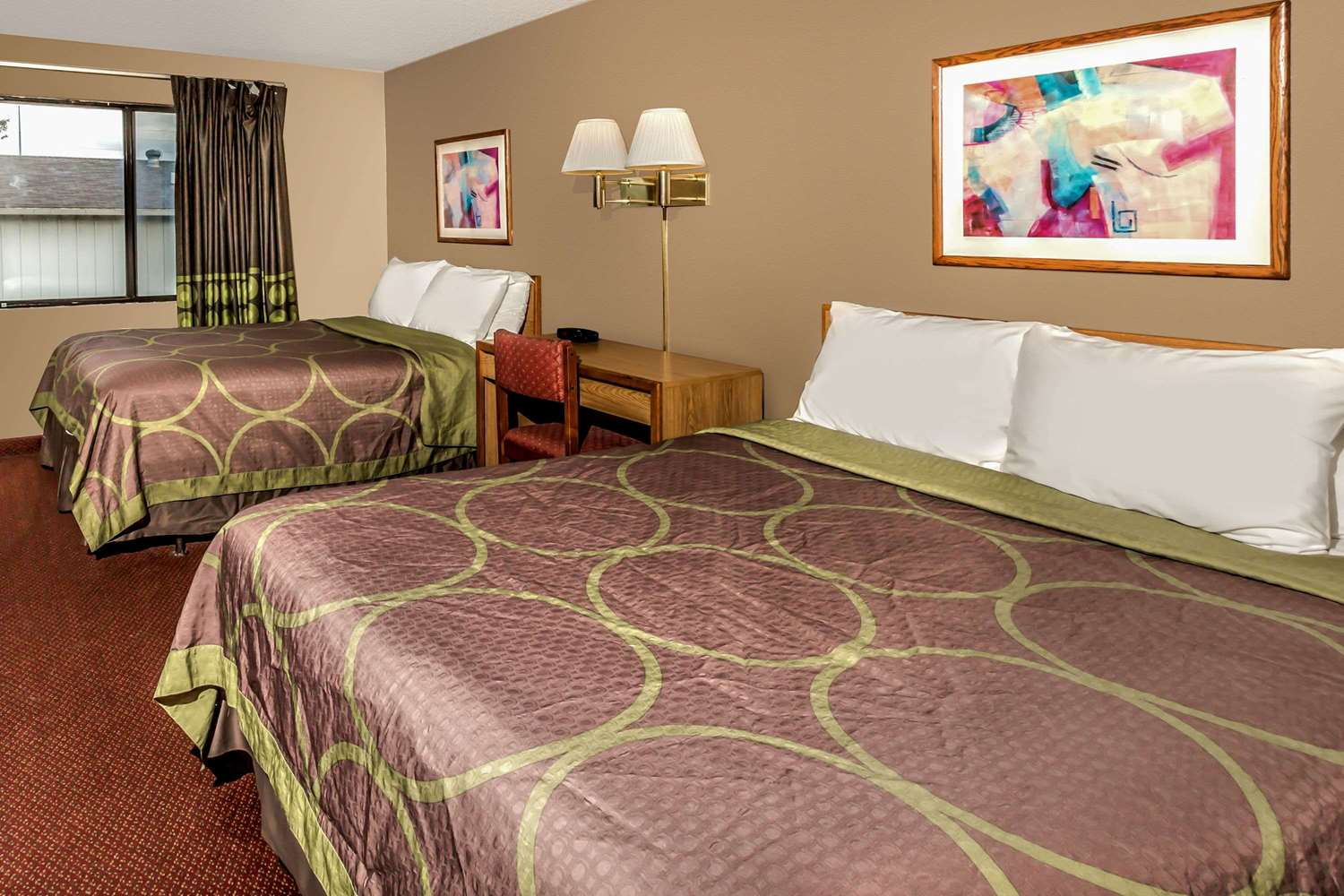 Room - Super 8 Hotel I-90 Sioux Falls