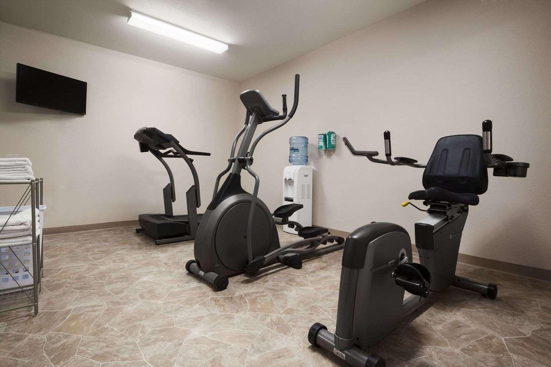 Fitness/ Exercise Room - Super 8 Hotel Sturgis