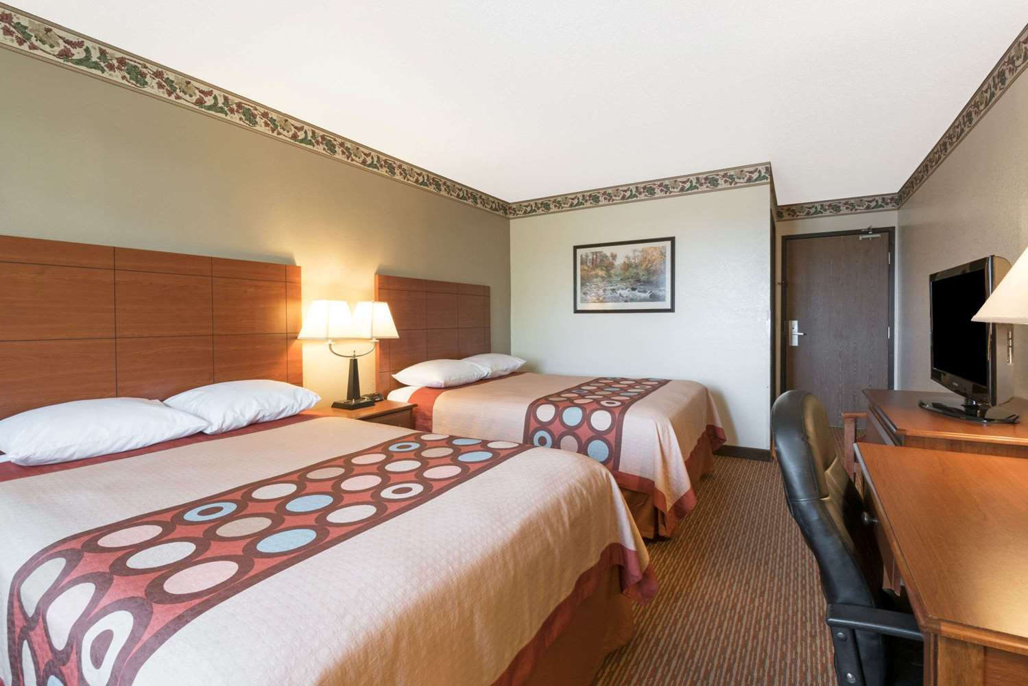 Room - Super 8 Hotel Bemidji