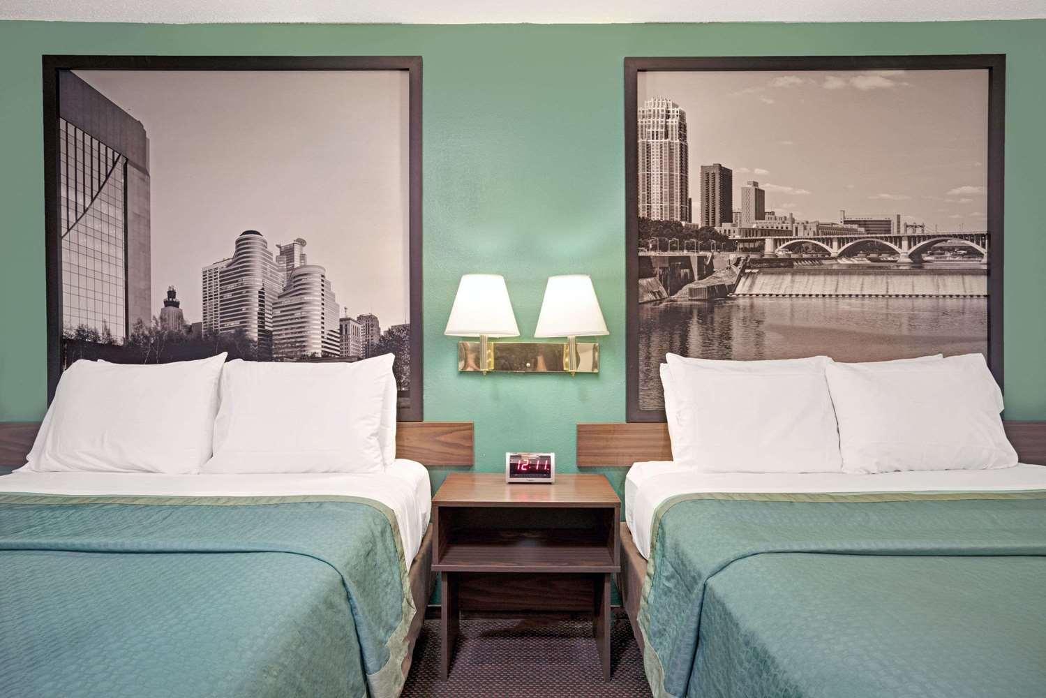 Suite - Super 8 Hotel Buffalo