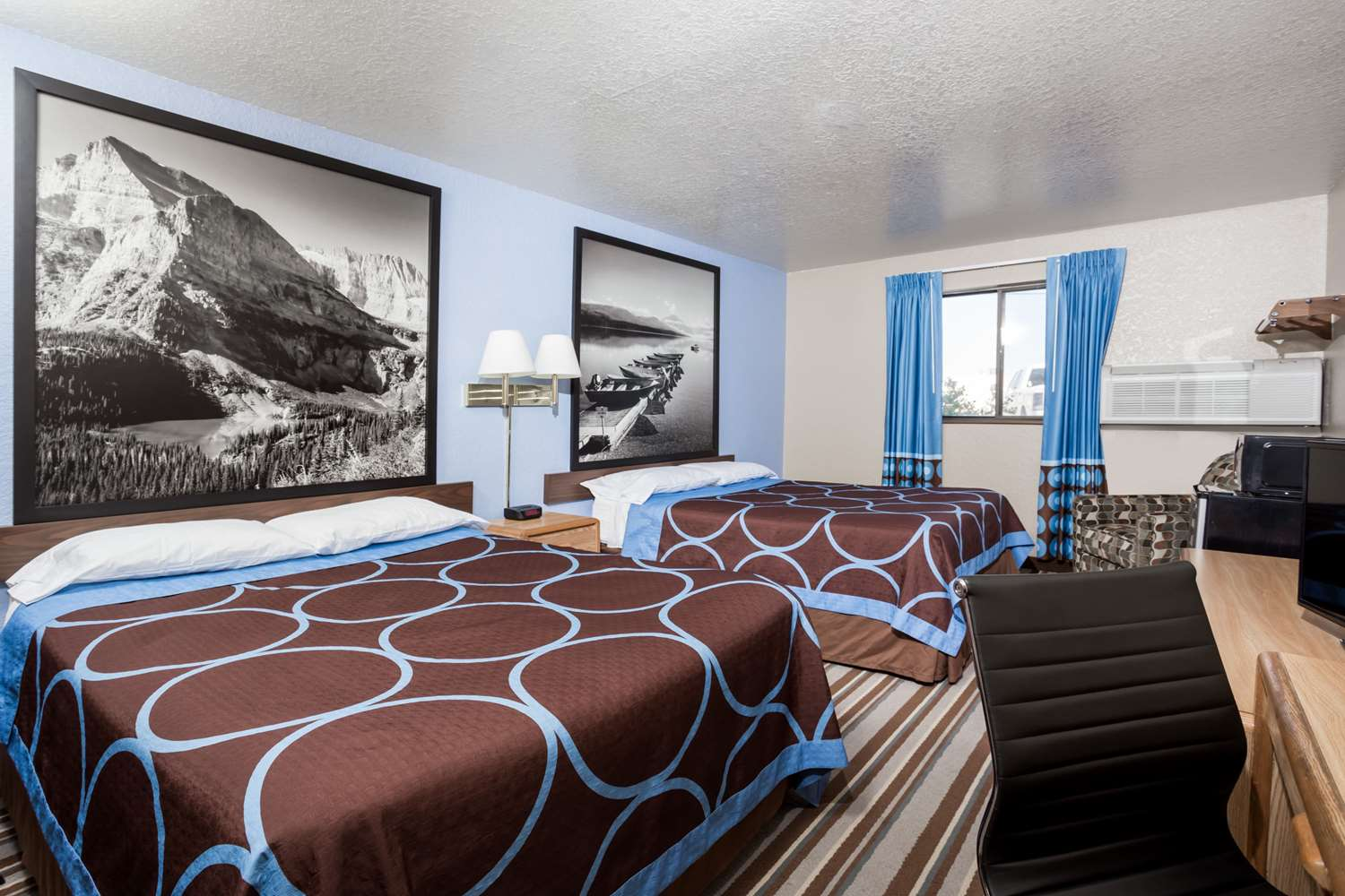 Room - Super 8 Hotel Great Falls Downtown