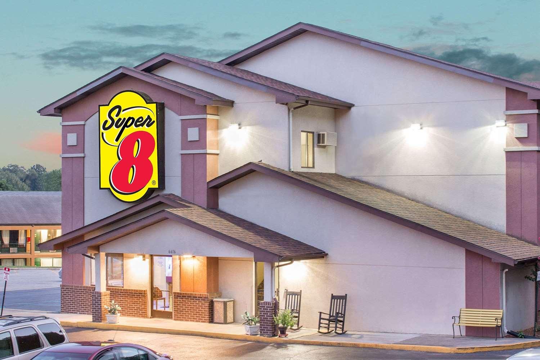 Exterior view - Super 8 Hotel Roanoke