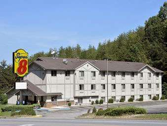Exterior view - Super 8 Hotel Martinsville