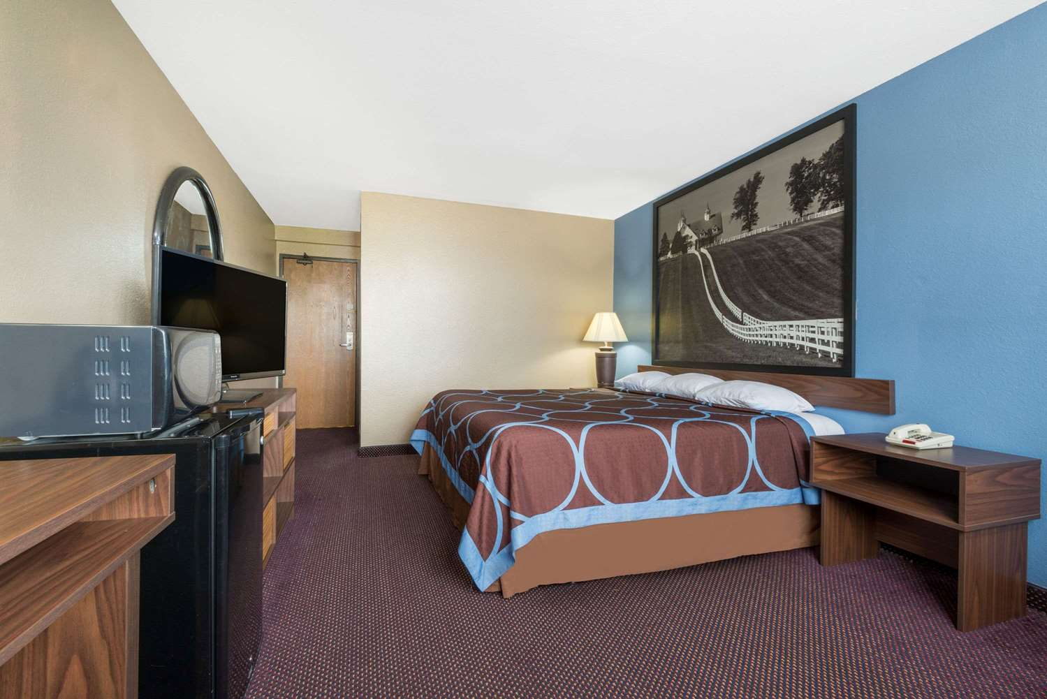 Room - Super 8 Hotel Corbin