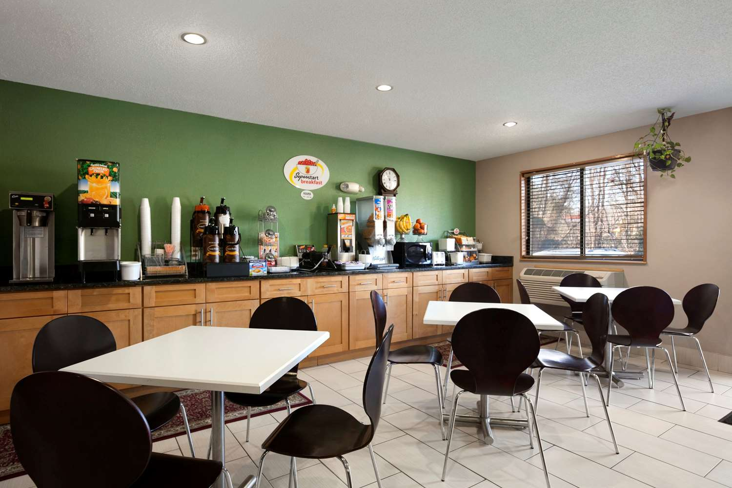 Restaurant - Super 8 Hotel Chamberlayne Road Richmond