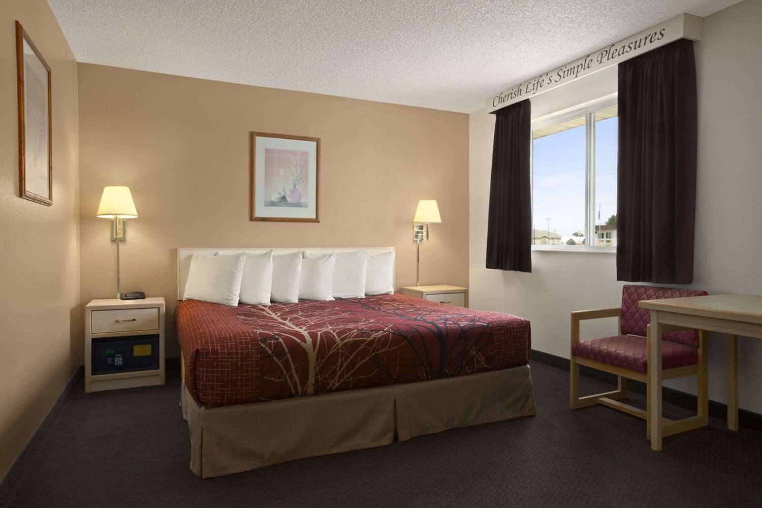 Room - Super 8 Hotel Scottsbluff