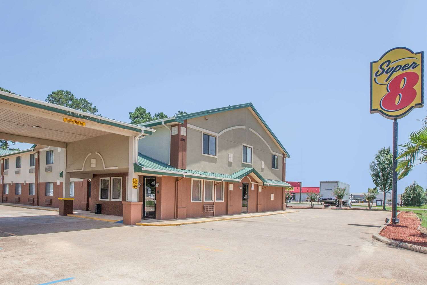 Exterior view - Super 8 Hotel Natchitoches