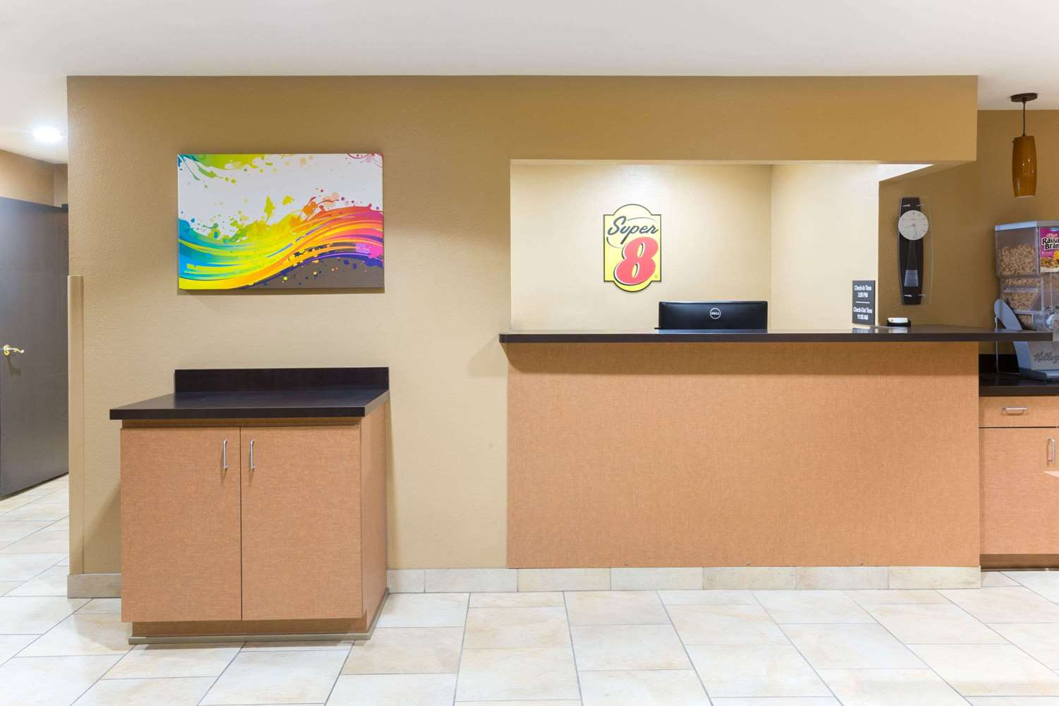 Lobby - Super 8 Hotel Fort Knox Area Radcliff
