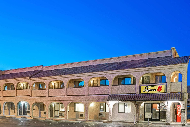 Exterior view - Super 8 Hotel Nellis AFB Las Vegas