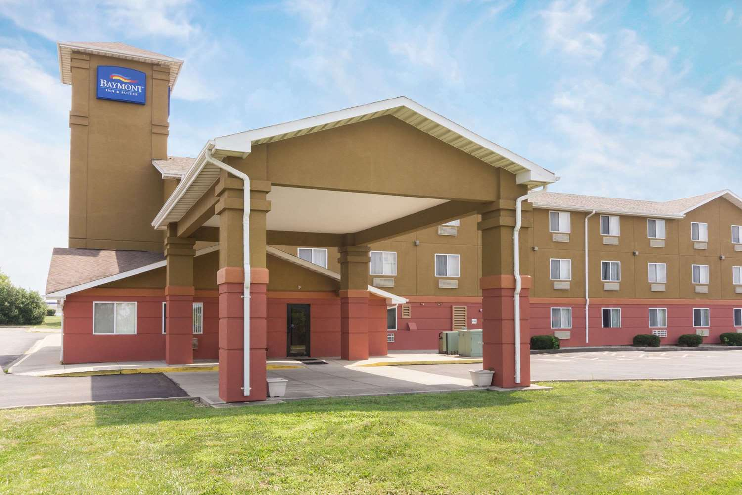 Exterior view - Baymont Inn & Suites Huber Heights