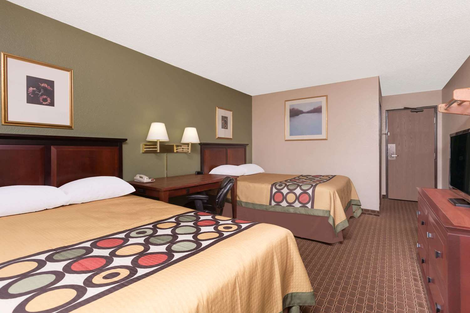 Room - Super 8 Hotel Fort Gordon Augusta