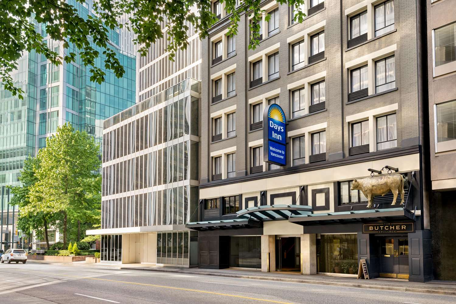 Exterior view - Days Inn Downtown Vancouver