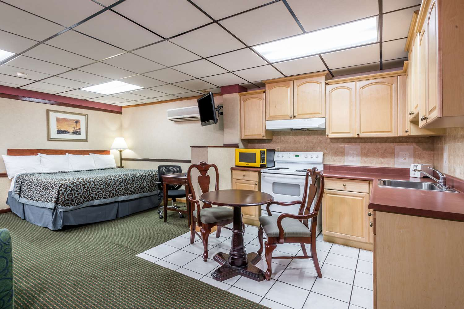 Suite - Days Inn South Pittsburgh