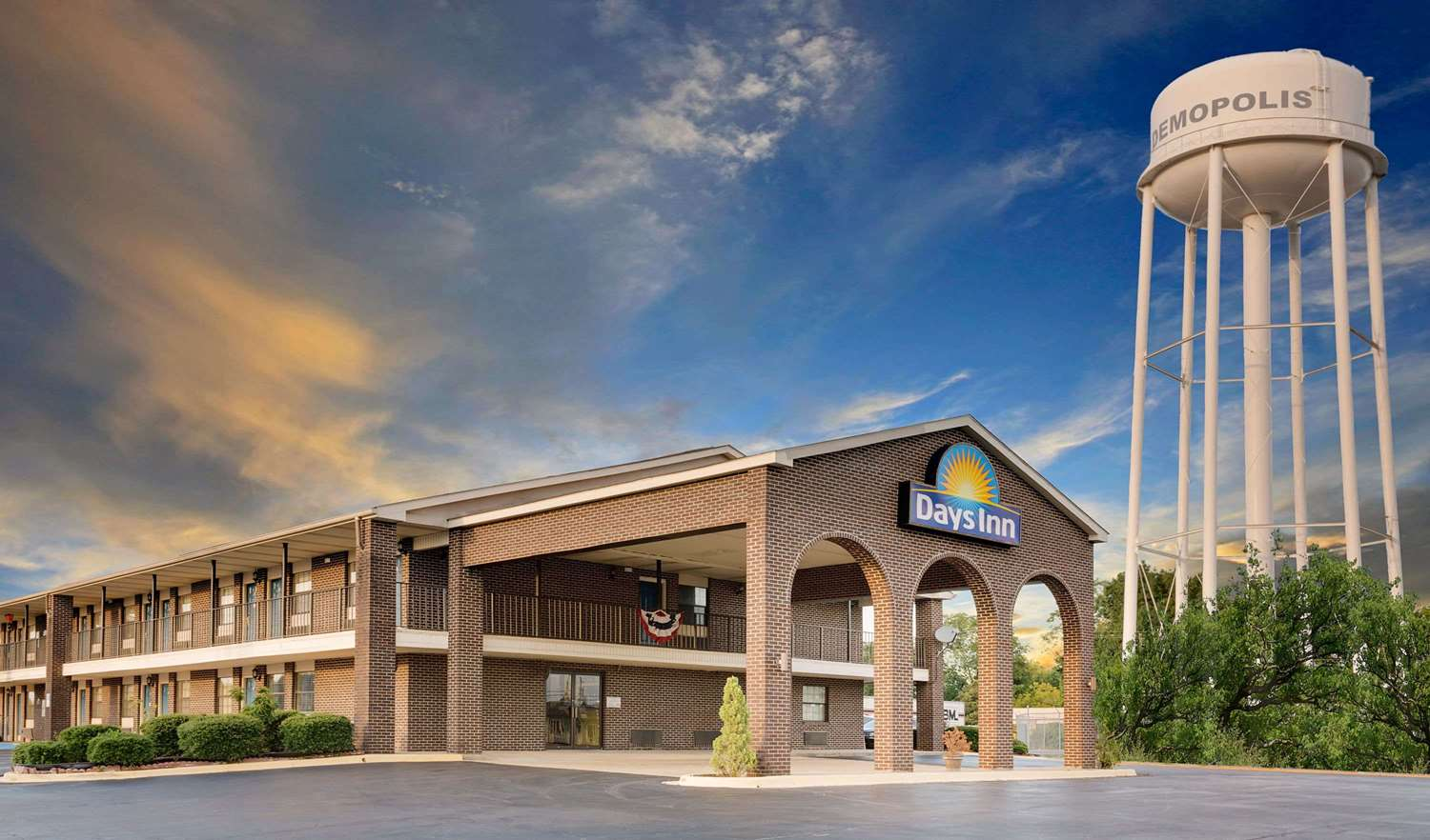 Exterior view - Days Inn Demopolis