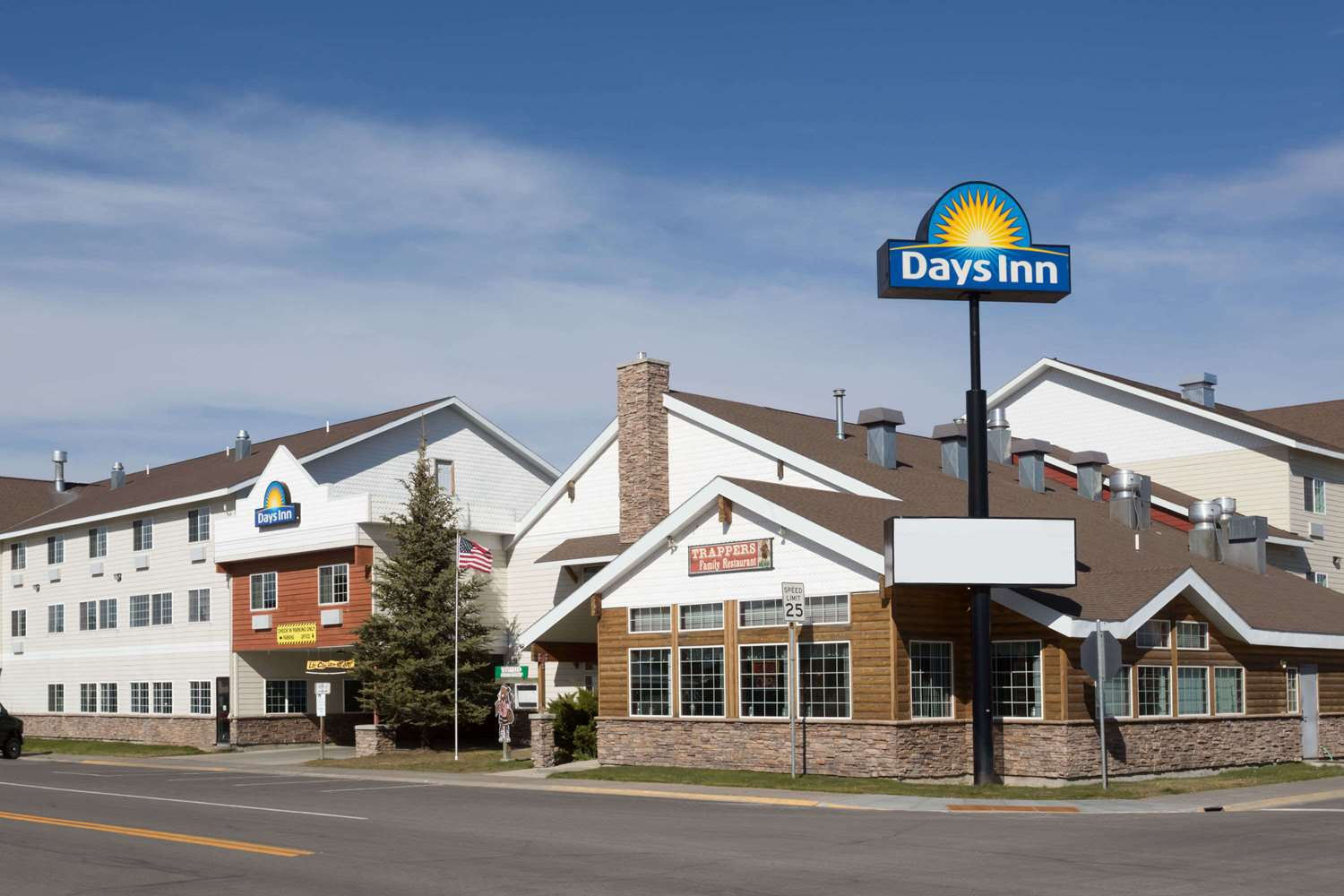 Exterior view - Days Inn West Yellowstone