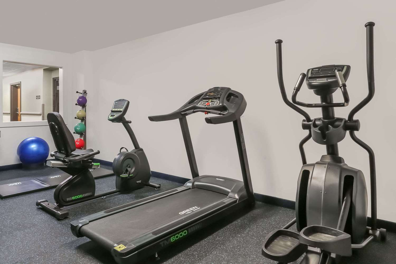 Fitness/ Exercise Room - Days Inn West Yellowstone